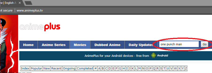 How to bulk download anime and manga - WFDownloader App Website